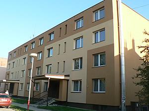 Cena zateplení panelového domu